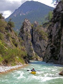 Isar Fluss Karte.Isar Tirol österreich